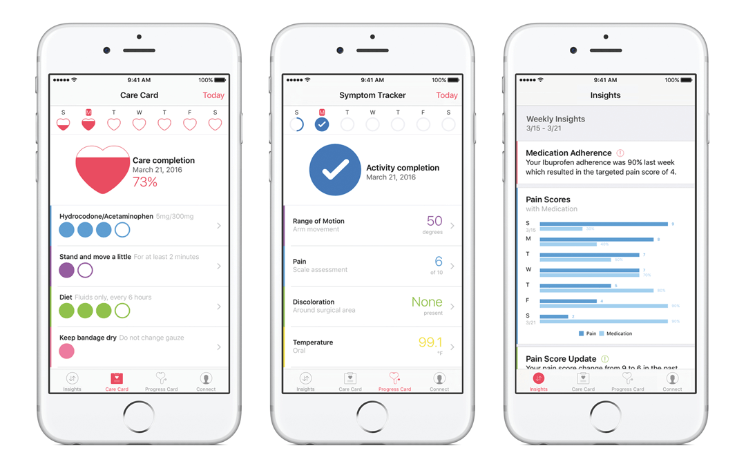 mHealth Developers Can Use ZeroKit to tap Apple's Carekit